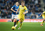 Rangers v St Johnstone…26.10.16..  Ibrox   SPFL<br />Liam Craig <br />Picture by Graeme Hart.<br />Copyright Perthshire Picture Agency<br />Tel: 01738 623350  Mobile: 07990 594431