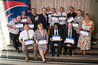 EMT Long Service & Retirement May 2016