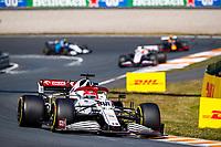 5th September 2021: Circuit Zandvoort, Zandvoort, Netherlands;   88 KUBICA Robert pol, Alfa Romeo Racing ORLEN C41 during the Formula 1 Heineken Dutch Grand Prix