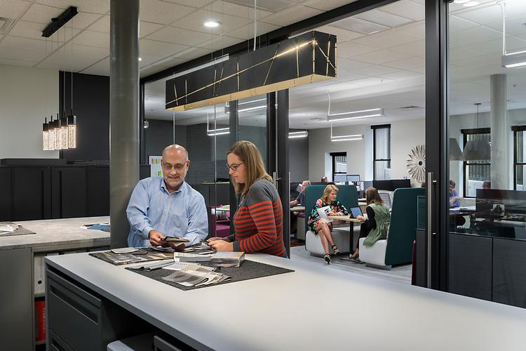 Dupler Office Showroom 2018 Update | Dupler Office