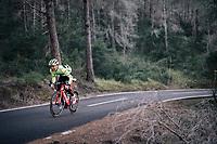Fumiyuki BEPPU (JAP/Trek-Segafredo)<br /> <br /> Team Trek-Segafredo men's team<br /> training camp<br /> Mallorca, january 2019<br /> <br /> ©kramon