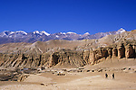 A taste of Far West. Lo Manthang, Mustang, Nepal, 2008
