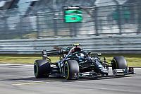 10th October 2020, Nuerburgring, Nuerburg, Germany; FIA Formula 1 Eifel Grand Prix, Qualifying sessions;  77 Valtteri Bottas FIN, Mercedes-AMG Petronas Formula One Team