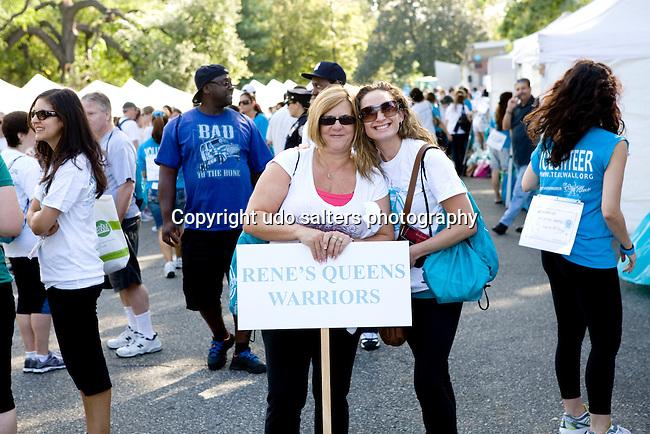 3rd Annual T.E.A.L. Walk In Honor of T.E.A.L. Co-Founder Louisa M. McGregor at Prospect Park Brooklyn, NY 9/10/11
