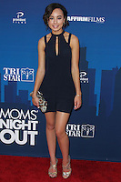"""HOLLYWOOD, LOS ANGELES, CA, USA - APRIL 29: Savannah Jayde at the Los Angeles Premiere Of TriStar Pictures' """"Mom's Night Out"""" held at the TCL Chinese Theatre IMAX on April 29, 2014 in Hollywood, Los Angeles, California, United States. (Photo by Xavier Collin/Celebrity Monitor)"""