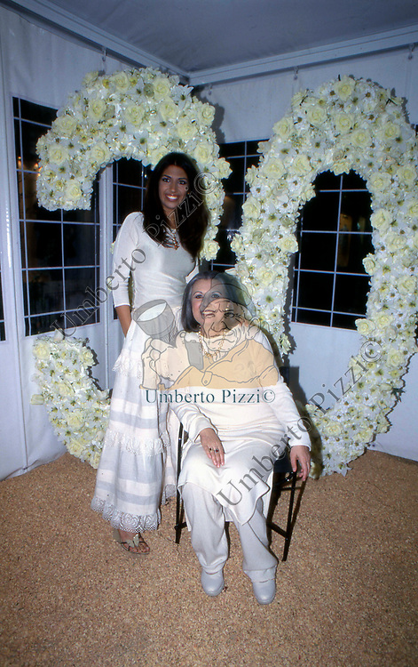 FESTA 30 ANNI DEL MARCHIO BIAGIOTTI-  FREGENE ROMA 2002