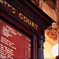Surrogate Court building detail<br />