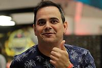 Sao Paulo (SP), 26/11/2019 - BSOP-Millions - Carioca - Poker da America Latina, o BSOP Millions. Neste primeiro dia de evento, diversas celebridades se juntam para disputar a famosa ''Mesa das Estrelas''. (Foto: Diego Soares/Codigo 19/Codigo 19)
