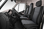 Front seat view of2015 Nissan NV 400 Business 4 Door Cargo Van Front Seat car photos