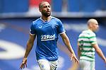 02.05.2021 Rangers v Celtic: Kemar Roofe celebrates his goal