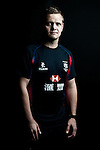 Chris Sherer poses during the Hong Kong 7's Squads Portraits on 5 March 2012 at the King's Park Sport Ground in Hong Kong. Photo by Andy Jones / The Power of Sport Images for HKRFU