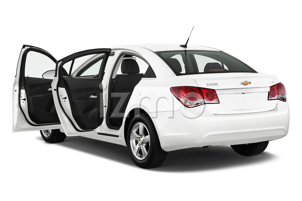 Car images of a 2015 Chevrolet Cruze 4-Door Sedan 2LT Automatic 4 Door  Doors