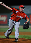 20 August 10: Winning SE Lexington pitcher Michael Flora gave up one hit in five innings of the 1-0 win in the Cal Ripken Babe Ruth World Series 12U Majors in Aberdeen, Maryland