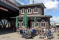 Oberhafenkantine, Stockmeyerstraße 41, Hamburg, Deutschland