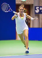 11-12-12, Rotterdam, Tennis, Masters 2012,      Lisanne van Riet