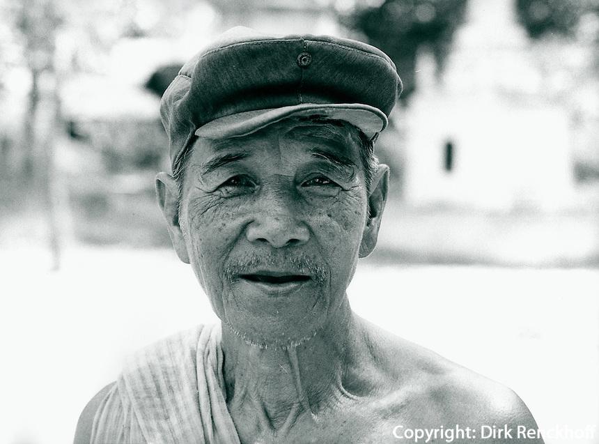 Arbeiter in Vietnam 1991