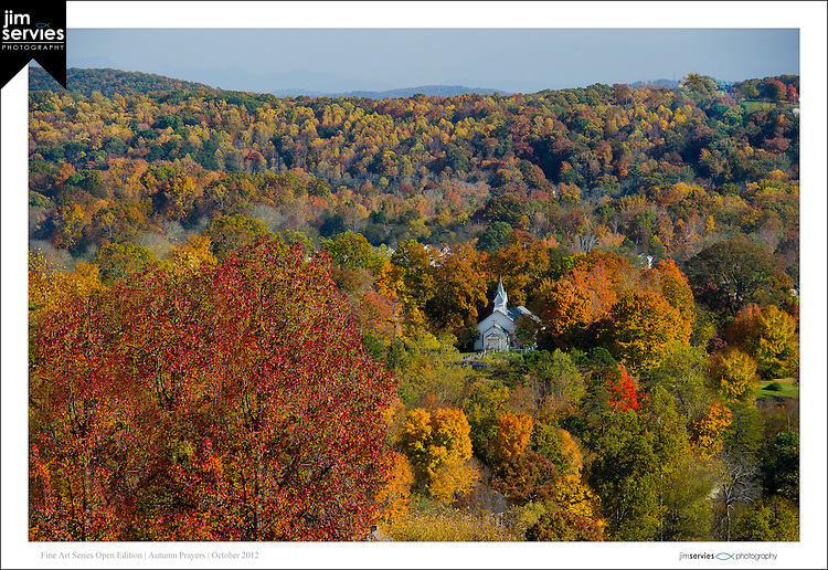 Autumn in East Tennessee | October 2012