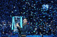 20121112 Tennis Masters ATP
