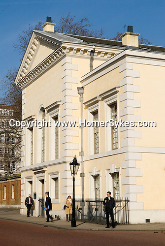The Queens Chapel, Marlborough Road London SW1.