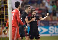 D.C. United vs San Jose Earthquakes, September 23, 2017