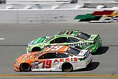 2017 NASCAR Cup - Clash at Daytona<br /> Daytona International Speedway, Daytona, FL USA<br /> Sunday 19 February 2017<br /> Daniel Suarez, ARRIS Toyota Camry<br /> World Copyright: Matthew T. Thacker/LAT Images<br /> <br /> ref: Digital Image 17DAY1mt1260