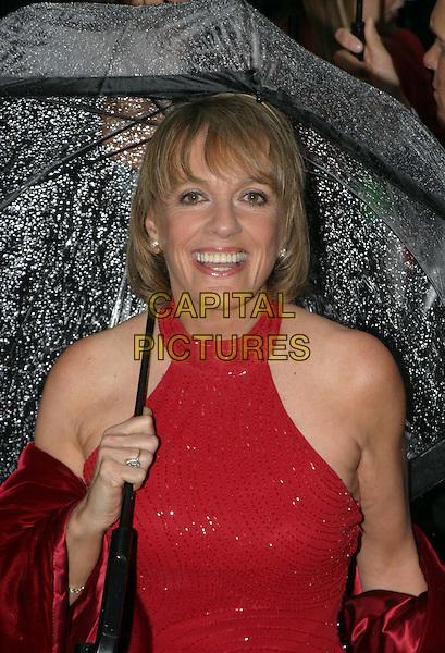 ESTHER RANTZEN.British Academy Television Awards.headshot, portrait, red.www.capitalpictures.com.sales@capitalpictures.com.© Capital Pictures.
