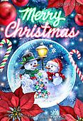 Randy, CHRISTMAS SANTA, SNOWMAN, WEIHNACHTSMÄNNER, SCHNEEMÄNNER, PAPÁ NOEL, MUÑECOS DE NIEVE, paintings+++++,USRW409,#x#