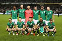 2018 FIFA World Cup Qualifying Round, Republic of Ireland vs Moldova