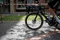 at the start in Grado<br /> <br /> 104th Giro d'Italia 2021 (2.UWT)<br /> Stage 15 from Grado to Gorizia (147km)<br /> <br /> ©kramon