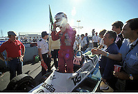 17th October 1981 Las Vegas, Nevada, USA; CARLOS REUTEMANN (ARG), Tag Williams Team, Caesars Palace Grand Prix, Las Vegas USA