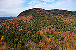 Fall View of Black Mountain, Maine
