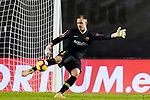 Goalkeeper Marc-Andre Ter Stegen of FC Barcelona in action during the La Liga 2018-19 match between Rayo Vallecano and FC Barcelona at Estadio de Vallecas, on November 03 2018 in Madrid, Spain. Photo by Diego Gouto / Power Sport Images