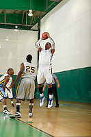 April 8, 2011 - Hampton, VA. USA; Jarnell Stokes participates in the 2011 Elite Youth Basketball League at the Boo Williams Sports Complex. Photo/Andrew Shurtleff