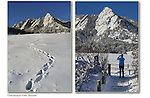 Winter morning, Chautauqua Park, Boulder.<br /> Year-round photo tours of Boulder and nearby areas, led by John. Rocky Mountain National Park tours.