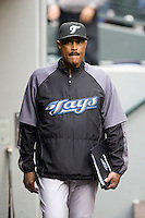 May 19, 2010: Toronto Blue Jays manager Cito Gaston during a game against the Seattle Mariners at Safeco Field in Seattle, Washington.