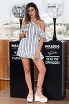 Dulceida presents 'Bulldog London Dry Gin' new glasses at the ME Hotel on June 21, 2017 in Madrid, Spain.(ALTERPHOTOS/Rodrigo Jimenez)