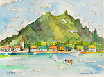 Bora Bora Vaitape<br />