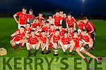 East Kerry winners of the Acorn Life U21 Football Championship Cup