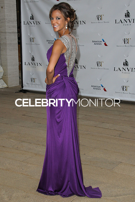 NEW YORK CITY, NY, USA - MAY 12: Eva LaRue at the American Ballet Theatre 2014 Opening Night Spring Gala held at The Metropolitan Opera House on May 12, 2014 in New York City, New York, United States. (Photo by Celebrity Monitor)