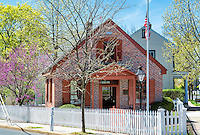 Clara Barton School, Bordentown, New Jersey, USA  Founder of the American Red Cross