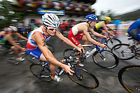 ITU 2009 World Championship Series Mens Triathlon - Kitzbuhel
