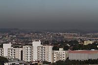 Campinas (SP), 28/05/2020 - Clima-SP - Faixa de poluição é vista em Campinas, interior de São Paulo, na manhã desta quinta-feira (28).