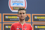 Tiesj Benoot (BEL) Lotto-Soudal at sign on before the start of the 99th edition of Milan-Turin 2018, running 200km from Magenta Milan to Superga Basilica Turin, Italy. 10th October 2018.<br /> Picture: Eoin Clarke | Cyclefile<br /> <br /> <br /> All photos usage must carry mandatory copyright credit (© Cyclefile | Eoin Clarke)