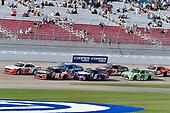 2017 NASCAR Xfinity Series - Boyd Gaming 300<br /> Las Vegas Motor Speedway - Las Vegas, NV USA<br /> Saturday 11 March 2017<br /> Joey Logano and Kyle Busch, NOS Energy Drink Toyota Camry<br /> World Copyright: Nigel Kinrade/LAT Images<br /> ref: Digital Image 17LAS1nk05925