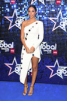 Rochelle Humes<br /> arriving for the Global Awards 2019 at the Hammersmith Apollo, London<br /> <br /> ©Ash Knotek  D3486  07/03/2019