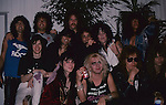 Frankie Banali, Carmine Appice, Jimmy Bain, Vinny Appice, Claude Schnell, Paul Shortino, Don Dokken, Faster Pussycat, Ronnie James Dio, Bobby Blotzer, Kuni , Yngwie Malmsteen