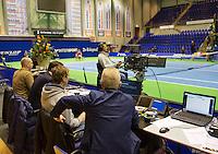 15-12-12, Rotterdam, Tennis Masters 2012, Television