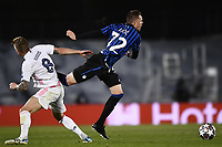16th March 2021; Madrid, Spain; during the Champions League match, round of 16, between Real Madrid and Atalanta;  Josip Ilicic beats Toni Kro