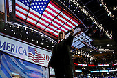 Boston Mass..USA.July 28, 2004..The Democratic National Convention in the Fleetcenter. Al Sharpton, 2004 Presidential Candidate  addresses the crowd.