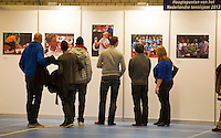 21-12-13,Netherlands, Rotterdam,  Topsportcentrum, Tennis Masters, Photo exposition<br /> Photo: Henk Koster